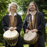Adi Sachs und Dagmar Draschnar-Sachs bei https://www.klang-bild.co.at